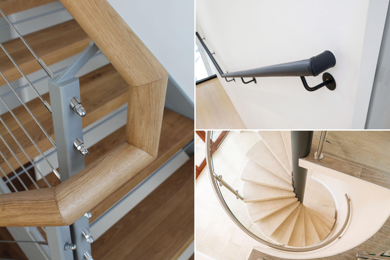 Handrail materials