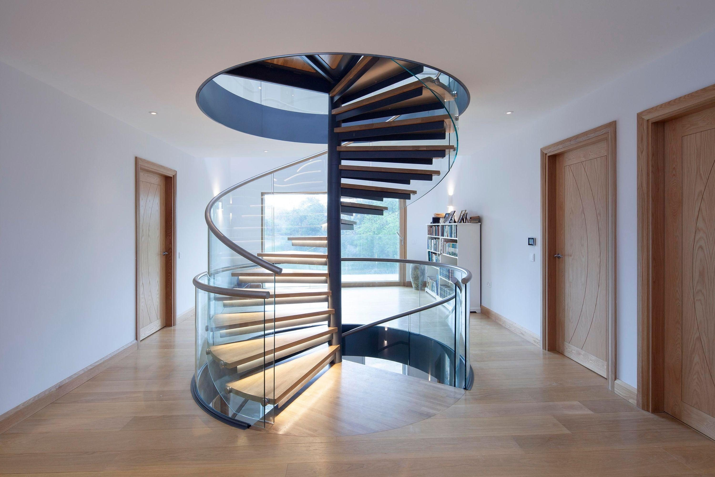 Regulations For Residential Staircases Spiral Uk