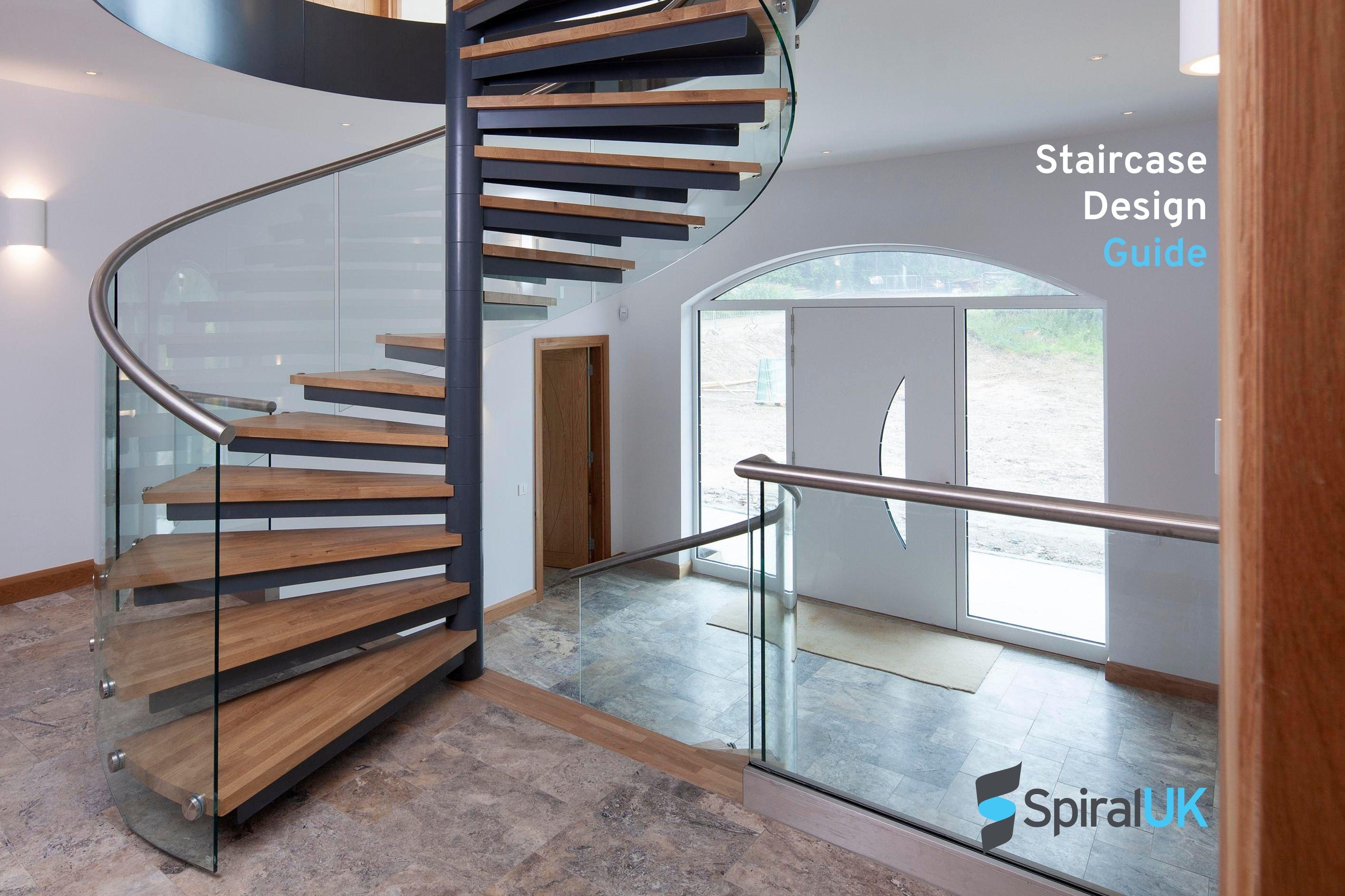 Cover of staircase design guide