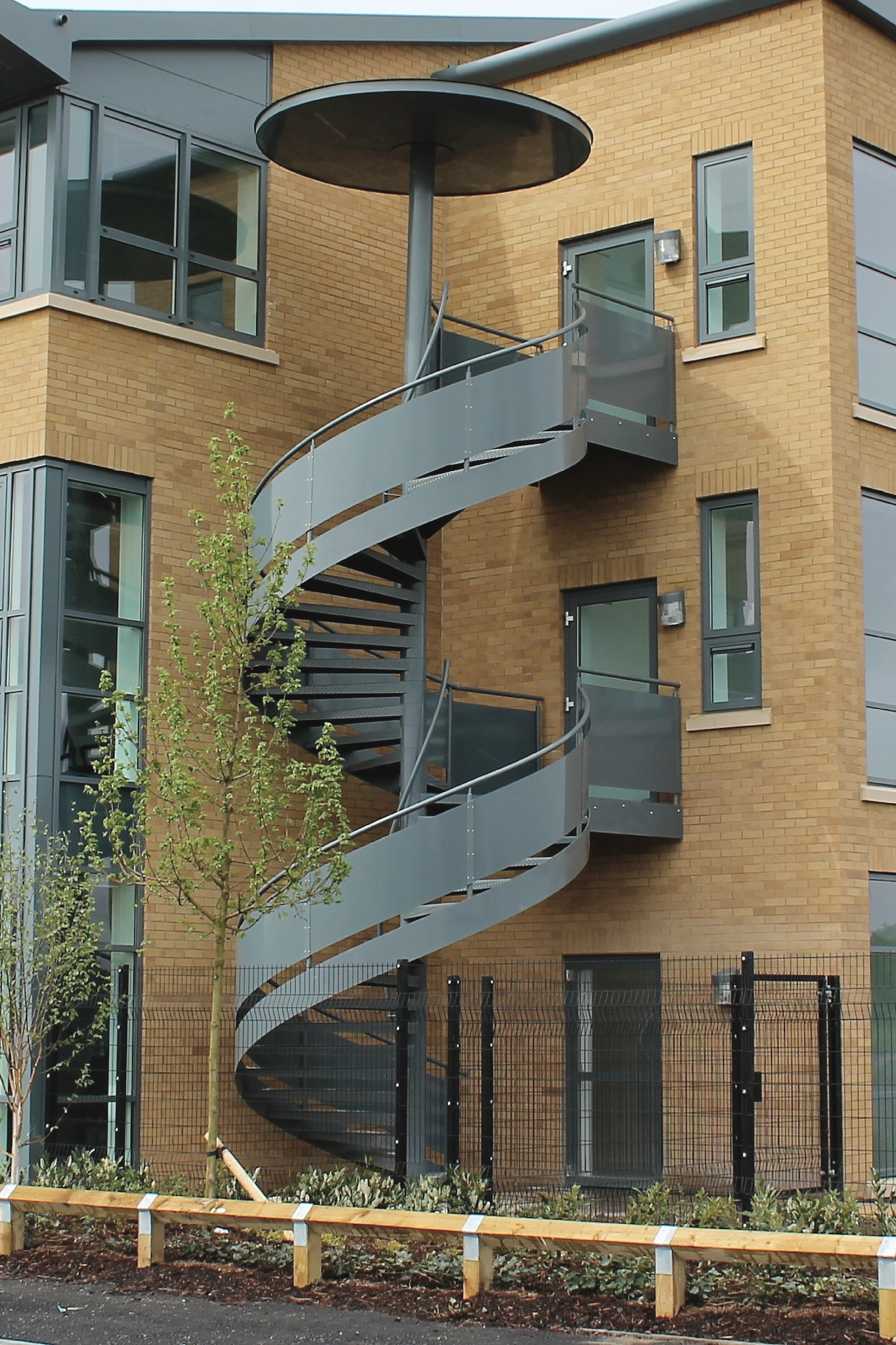 Spiral Fire Escape Stairs External Amp Internal Escape Stairs